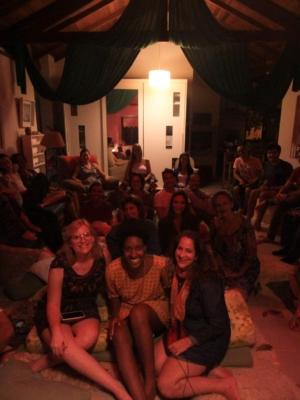 Domingo Pede Cachimbo oferece um espaço intimista para apreciação musical