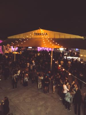 Terraza Nocturna: 12 horas de música eletrônica em Florianópolis