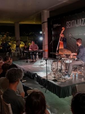 Sexta Jazz AF recebe Jota P., saxofonista do grupo de Hermeto Pascoal