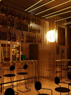 Produtora Caos vai abrir um bar na Avenida Hercílio Luz, em Floripa