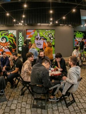 Innbox Downtown: turismo e comida mexicana no Centro de Floripa