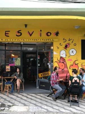 Conheça o Desvio, novo bar da Victor Meirelles