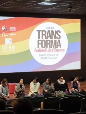 Transforma: maior festival de cinema LGBTI de SC abre processo seletivo