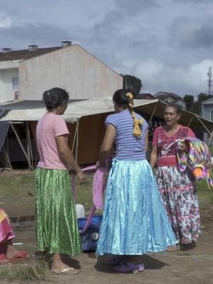 Filme mostra a única comunidade cigana liderada por mulheres no mundo