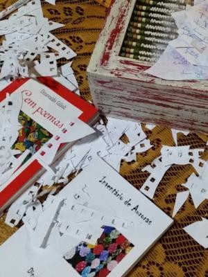 Escritor distribui bilhetes poéticos em caixas de correio de Florianópolis