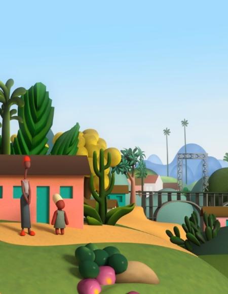 Mostra de Cinema Infantil de Florianópolis - tarsilinha